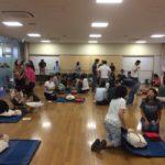 平成28年度AED講習会開催報告