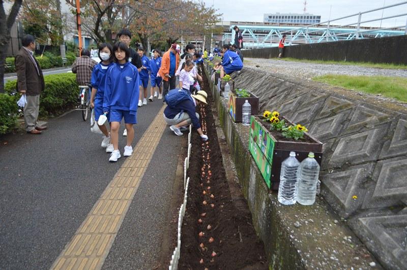 富岡中学校 | 浦安市立小中学校P...