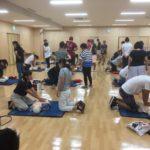 AEDセミナー開催